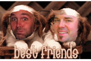 best friends@0