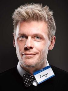 Christian Finnegan bowtie headshot