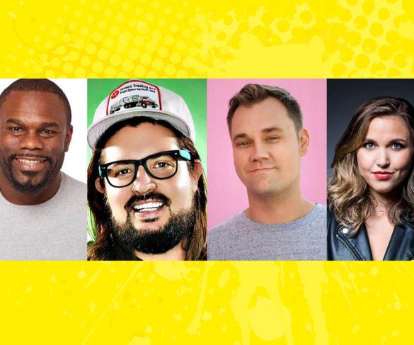 Clean Comedy Showcase II