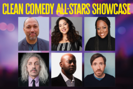 Clean Comedy Showcase