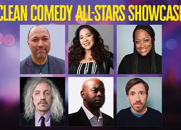 Clean Comedy Showcase