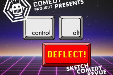 Ctrl Alt Deflect Logo