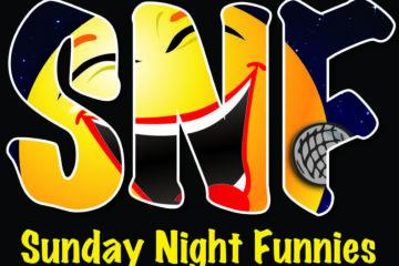 Sunday Night Funnies Logo