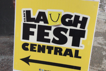 LaughFest Central