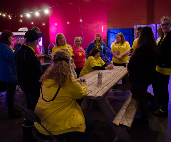Volunteer at LaughFest 2020