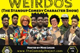 The Comedy Project - Weirdos