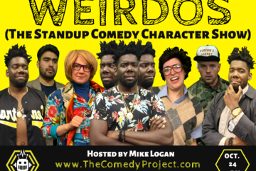 The Comedy Project - Weirdos