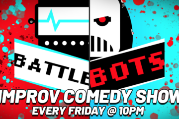 The Comedy Project - Battle Bots