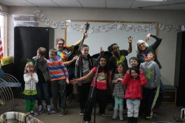 Kids Joke Time Group Photo