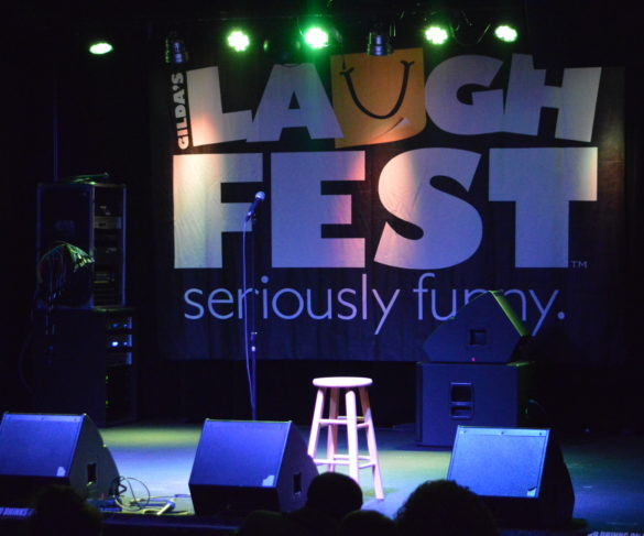 LaughFest Stand-Up Showcase Stage