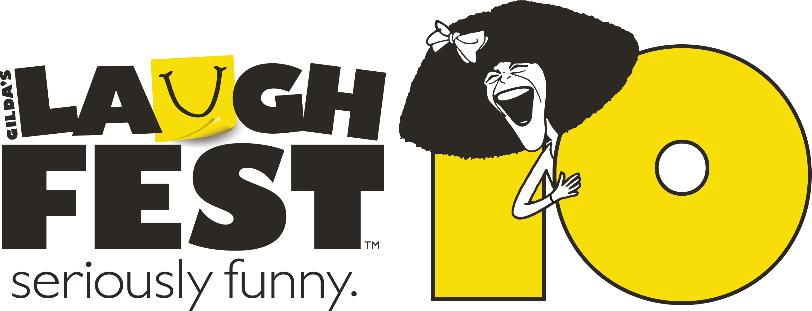LaughFest 10 Year Anniversary