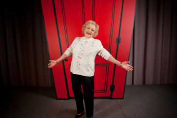 Betty White Photographed by Brian Kelly