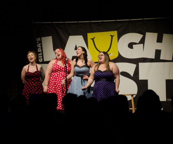 LaughFest Stand-Up Showcase Performance