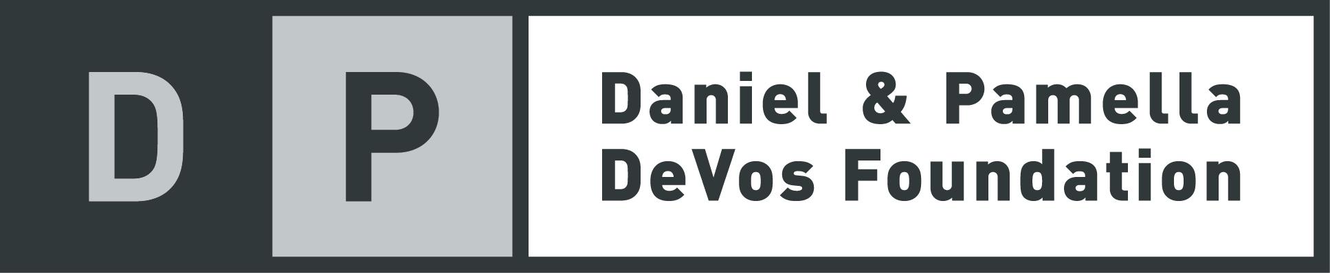 Daniel & Pamella DeVos Foundation Logo