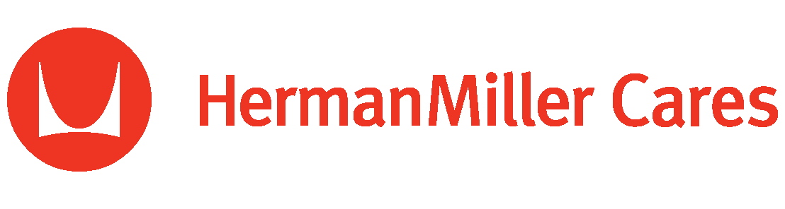 HermanMiller Cares Logo